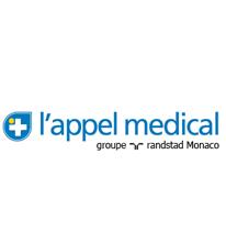 APPEL MEDICAL- AIDE A LA PERSONNE Groupe Randstad  Monaco
